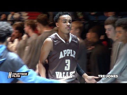 Sophomore Tre Jones Shows Out For Older Bro Tyus In Timberwolves Stadium