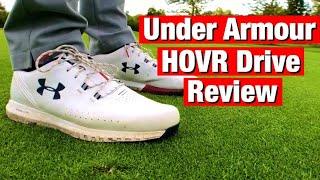 Under Armour Golf Shoes Review - UA
