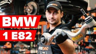 Assista a um guia em vídeo sobre como substituir Tubo flexível de admissão, filtro de ar em BMW 1 (F21)