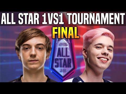 Pabu vs Caps Final - League Of Legends All Star 1vs1 Tournament