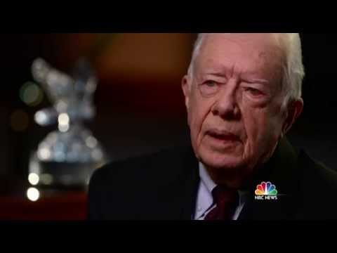 "POTUS #39 Jimmy Carter on NSA: ""My Own Communications Are Probably Monitored"""