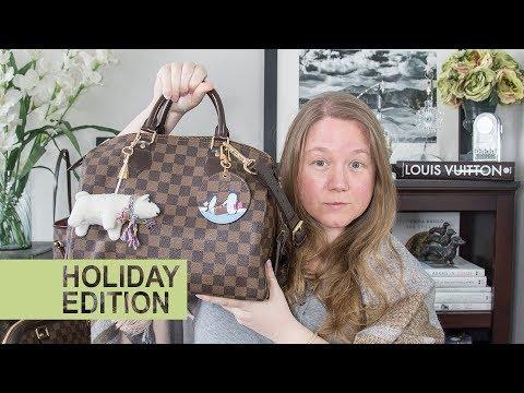 WHAT'S IN MY BAG: Louis Vuitton Speedy 30 || Autumn Beckman