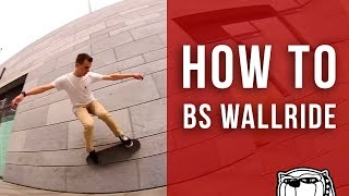Видео школа скейтбординга. 14 серия: Bs wallride(, 2016-05-30T15:55:42.000Z)