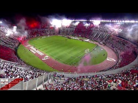 River Plate - Boca Juniors ● Fantastic atmosphere @ El Monumental ● HD ● fb.com/RiverPlateHungary