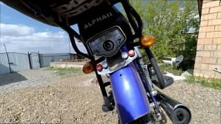 видео Viper Storm 50 Пропал Свет