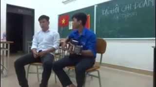 Cha - Cường ft guitar Hải