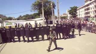 INAUGURA METRÔ DE FORTALEZA (sos-câmera)