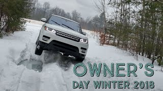 Land Rover Experience Owner