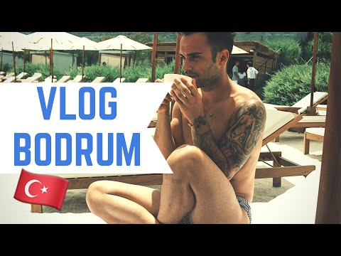 BODRUM YALIKAVAK Ve EDITION HOTELS | VLOG