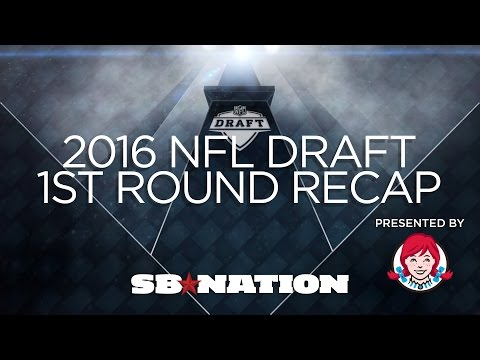 2016 NFL Draft Live - First round recap