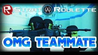 OMG TEAMATE - Roblox games #2