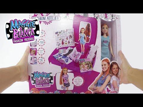 Maggie & Bianca Fashion Friends ǀ Scopriamo insieme il Fashion Atelier!