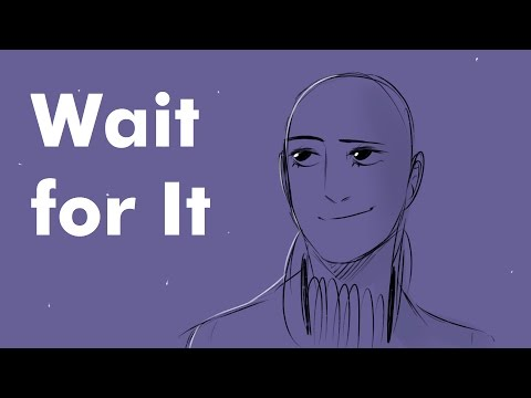 Cover Lagu Wait For It || Hamilton Animatic STAFABAND
