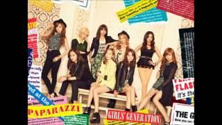 Girls' Generation - Paparazzi (Instrumental)