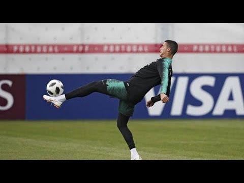 世界杯快讯 不受外界干扰 葡萄牙全力备战 20180614 | CCTV 体育