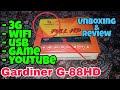 Unboxing Gardiner G-88HD & Review