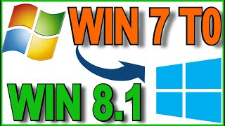 How to Upgrade Windows 7 to Windows 8.1 Free in Hindi