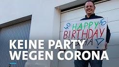 Geburtstag in Zeiten von Corona: Autokorso statt Party | SWR Heimat - Menschen in Rheinland-Pfalz
