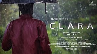 എജ്ജാതി ഫ്രെയിംസ്! സിനിമയെ വെല്ലുന്ന മാരക ടീസർ | Clara Malayalam Short Film Teaser 2018 |Ahil A H