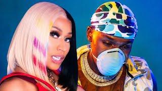DaBaby, Nicki Minaj - Rockstar Trollz (Mash-Up)