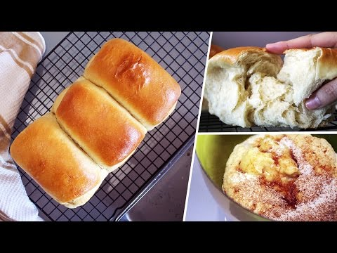 How to Make Milk Bread VEGAN | Recipe by Mary's Test Kitchen