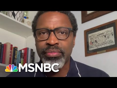 NAACP President: 'Trump Has Accelerated The Problem'   Stephanie Ruhle   MSNBC