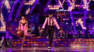 Abbey Clancy & Aljaz Charleston to 'Cabaret' - Strictly Come