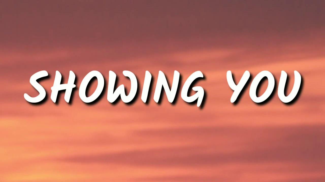 Download PARTYNEXTDOOR - SHOWING YOU (Lyrics)