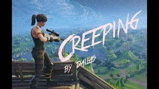 (LIL SKIES) CREEPING - Fortnite Battle Royale