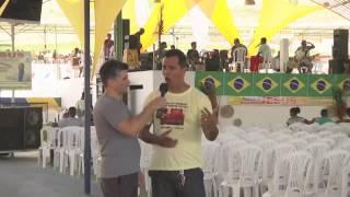 Gideões RS - Bastidores do 1º Encontro de Missões na Bahia