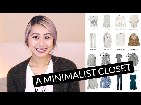 Minimalism: 3 Ways to Declutter Your Closet