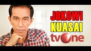 "Prabowo Makin Panik! Jokowi Sekarang ""Kuasai"" TV One"