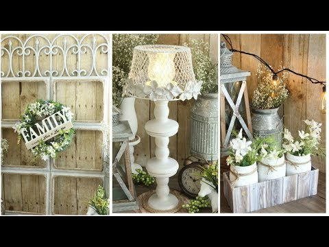 DOLLAR TREE FARMHOUSE DECOR 2018