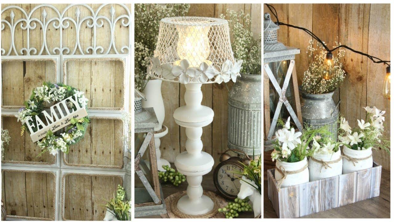 Diy Farmhouse Crafts