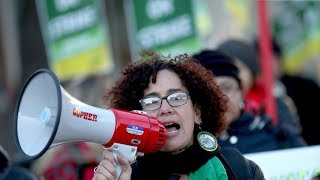 Oakland teachers strike for better pay, resources across city schools