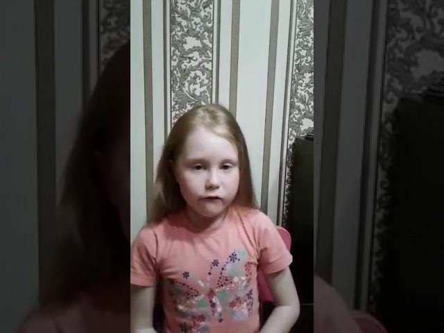 Изображение предпросмотра прочтения – ДарьяУлаева читает отрывок изпроизведения «Крестьянские дети» Н.А.Некрасова