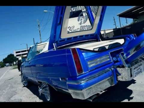 Trunks Keep Pop'n Tops Keep Drop'n Down In Houston - Fat Pat Classic Texas Anthem