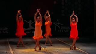 Студия «PLatina» - Samba | соло-латина | solo latin dance | choreo by Vladlena Volkova