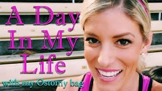 a day in my life with an ostomy bag vlog 1
