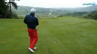 Celtic Manor Montgomerie Course - 3rd Hole - Signature Hole Series With Your Golf Travel
