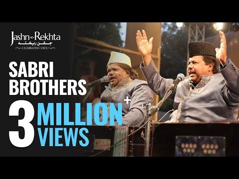 Wahi phir hamein yaad aane lage I Sabri Brothers I JashneRekhta 2016