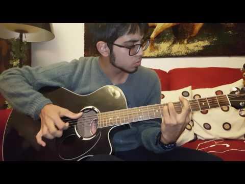 Stolen Dance Guitar Lesson - The Double Bass Acoustic Guitar Series ...