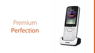The new Gigaset SL450 Cordless Phone | The perfect Phone for every Home