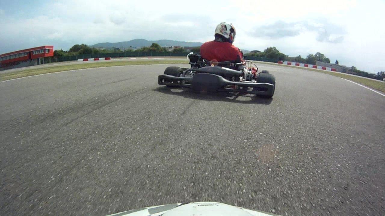 Circuito Karts Fernando Alonso : Karting on board circuito fernando alonso youtube