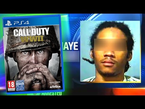 Man Selling COD WWII Early Charged with FELONY...