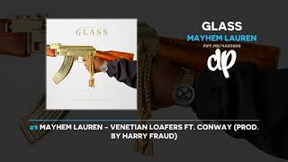 Meyhem Lauren x Harry Fraud - Glass (FULL MIXTAPE + DOWNLOAD)