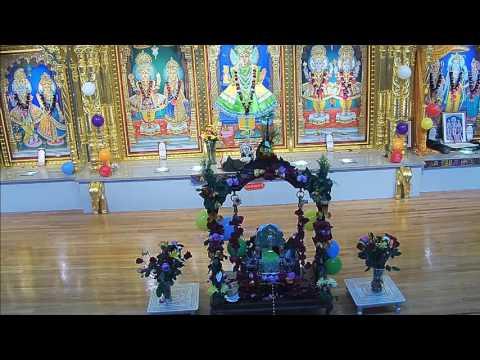 Saturday Sabha: Shri Swaminarayan temple, Wheeling, IL 04/16/2016