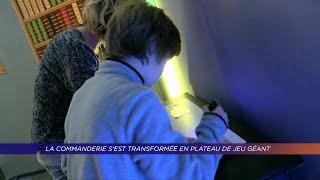 Yvelines | La Commanderie s'est transformée en plateau de jeu géant