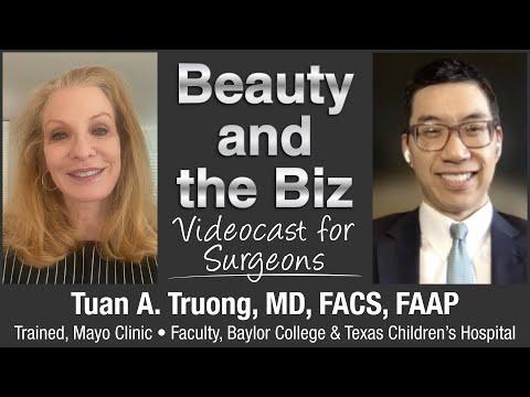 Tuan A  Truong, MD, FACS, FAAP Videocast