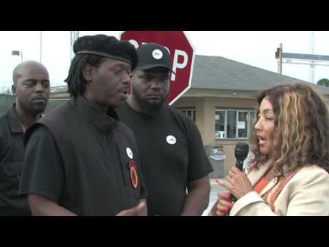IBW Shorts EP 72 - The Peoples New Black Panther party comes to aid in the Alton Sterling Protests